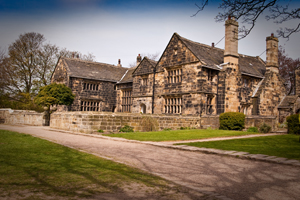 Oakwell Hall - Weddings with Graham Charles Photography