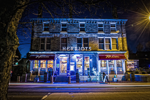 Wedding Photography at Herriots in Skipton