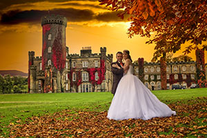 Swinton Park Ripon Wedding Venue