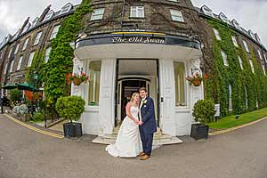 The Old Swan Hotel - Harrogate weddings