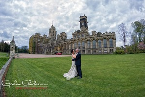 Carlton Towers Photography - Yorkshire wedding venue